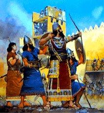 Babylon lays siege to Jerusalem