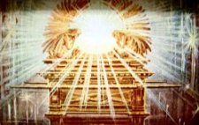 Glory of God fills the temple of Solomon