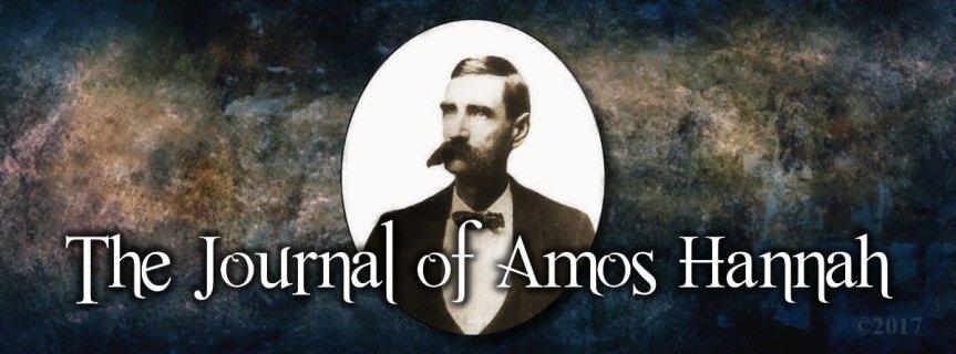 The Journal of Amos Hannah