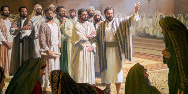 Apostles Preaching
